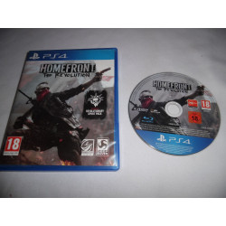 Jeu Playstation 4 - Homefront The Revolution - PS4