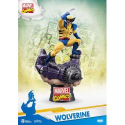 Figurine - Marvel - D-Stage - Wolverine Diorama 021 - Beast Kingdom Toys