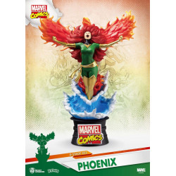 Figurine - Marvel - D-Stage - Phoenix Diorama 022 - Beast Kingdom Toys