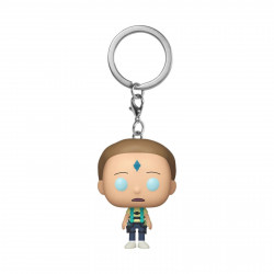 Porte-clé - Pocket Pop! Keychain - Rick and Morty - Death Crystal Morty - Funko