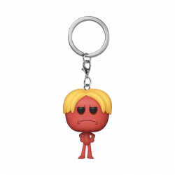 Porte-clé - Pocket Pop! Keychain - Rick and Morty - Kirkland Meeseeks - Funko