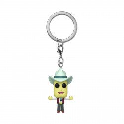 Porte-clé - Pocket Pop! Keychain - Rick and Morty - Mr Poopy Butthole - Funko