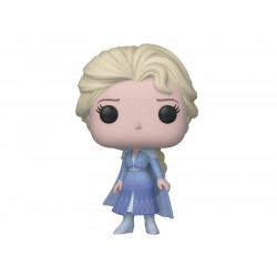 Figurine - Pop! Disney - La Reine des Neiges 2 - Elsa - N° 581 - Funko