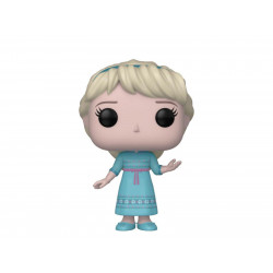 Figurine - Pop! Disney - La Reine des Neiges 2 - Young Elsa - N° 588 - Funko