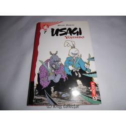 Manga - Usagi Yojimbo - Volume n° 7 - Stan Sakai