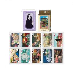 Jeu de cartes - Le Voyage de Chihiro - Hayao Miyazaki - Ensky