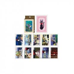 Jeu de cartes - Kiki la Petite Sorcière - Hayao Miyazaki - Ensky