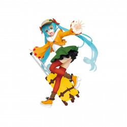 Figurine - Vocaloid - Hatsune Miku Original Autumn Clothes Renewal ver - Taito