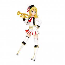 Figurine - Vocaloid - Hatsune Miku Kagamine Rin Winter Live ver - Taito