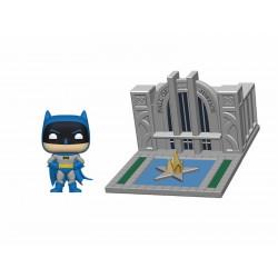 Figurine - Pop! Town - Batman 80th Anniversary - Hall of Justice - N° 09 - Funko