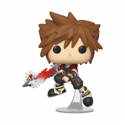 Figurine - Pop! Games - Kingdom Hearts 3 - Sora with Ultima Weapon - N° 620 - Funko
