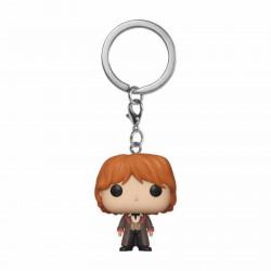 Porte-clé - Pocket Pop! Keychain - Harry Potter - Ron Weasley (Yule) - Funko