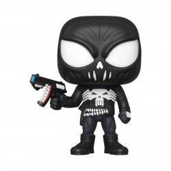 Figurine - Pop! Marvel - Venomized Punisher - N° 595 - Funko