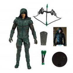 Figurine - DC Comics - Arrow - Green Arrow - McFarlane Toys