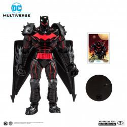 Figurine - DC Comics - Batman Hellbat Suit - McFarlane Toys