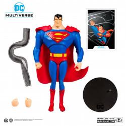 Figurine - DC Comics - Superman (Animated Series) - McFarlane Toys