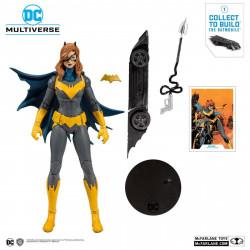 Figurine - DC Comics - Rebirth Batgirl - McFarlane Toys