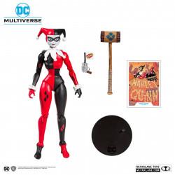Figurine - DC Comics - Rebirth Harley Quinn - McFarlane Toys