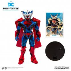 Figurine - DC Comics - Superman (Unchained Armor) - McFarlane Toys