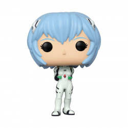 Figurine - Pop! Animation - Evangelion - Rei Ayanami - N° ??? - Funko