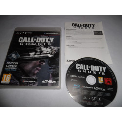 Jeu Playstation 3 - Call of Duty : Ghosts - PS3