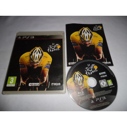 Jeu Playstation 3 - Le Tour de France 2011 - PS3