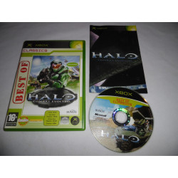 Jeu Xbox - Halo Combat Evolved (Classics Best of)