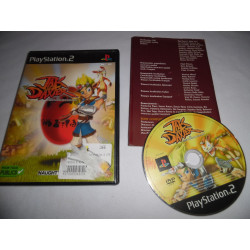 Jeu Playstation 2 - Jak and Daxter : The Precursor Legacy - PS2