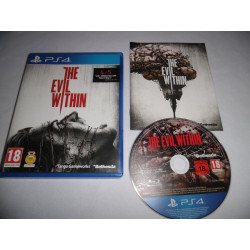 Jeu Playstation 4 - The Evil Within - PS4