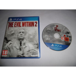 Jeu Playstation 4 - The Evil Within 2 - PS4