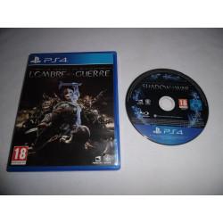 Jeu Playstation 4 - La Terre du Milieu : L'Ombre de la Guerre - PS4