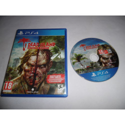 Jeu Playstation 4 - Dead Island Definitive Edition - PS4