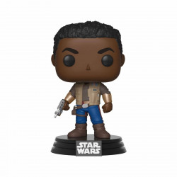 Figurine - Pop! Star Wars 9 - Finn - N° 309 - Funko