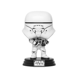 Figurine - Pop! Star Wars 9 - First Order Jet Trooper - N° 317 - Funko