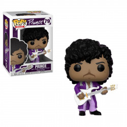 Figurine - Pop! Rocks - Prince - Purple Rain - N° 79 - Funko