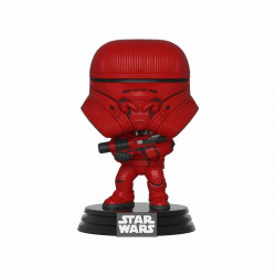 Figurine - Pop! Star Wars 9 - Sith Jet Trooper - N° 318 - Funko