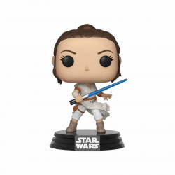 Figurine - Pop! Star Wars 9 - Rey - N° 307 - Funko