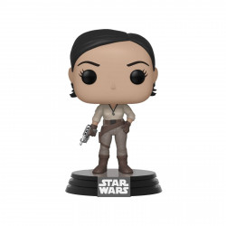 Figurine - Pop! Star Wars 9 - Rose - N° 316 - Funko