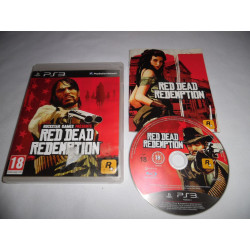 Jeu Playstation 3 - Red Dead Redemption - PS3