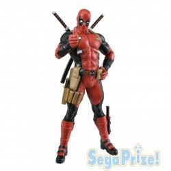 Figurine - Marvel - Deadpool - LPM Premium - SEGA