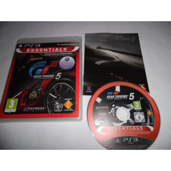 Jeu Playstation 3 - Gran Turismo 5 (Essentials) - PS3