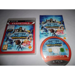 Jeu Playstation 3 - Playstation All-Stars Battle Royale (Essentials) - PS3