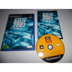 Jeu Playstation 2 - Pro Rally 2002 - PS2