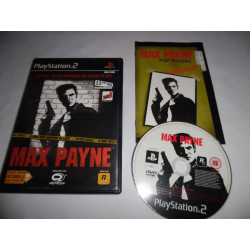 Jeu Playstation 2 - Max Payne - PS2