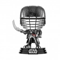 Figurine - Pop! Star Wars 9 - Knight of Ren Scythe (Chrome) - N° 333 - Funko