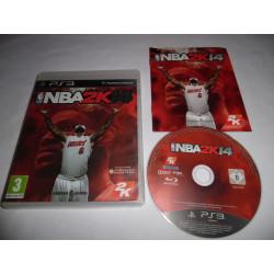 Jeu Playstation 3 - NBA 2K14 - PS3