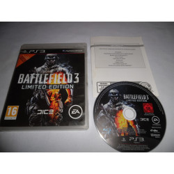 Jeu Playstation 3 - Battlefield 3 Limited Edition - PS3