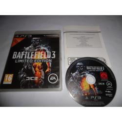Jeu Playstation 3 - Battlefield 3 Limited Edition - PS3