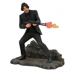 Figurine - John Wick Gallery - John Wick Catacombs 23 cm - Diamond Select