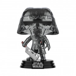 Figurine - Pop! Star Wars 9 - Knight of Ren Blade (Chrome) - N° 335 - Funko